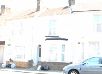 Thumbnail 1 bedroom flat to rent in Shakespeare Road, Gillingham, Kent