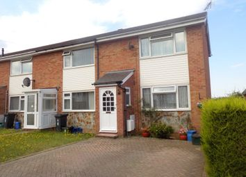 Thumbnail 2 bed end terrace house for sale in Yew Tree Close, Exmouth, Devon