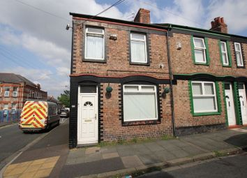 Thumbnail 3 bed terraced house for sale in Lees Avenue, Rock Ferry, Wirral