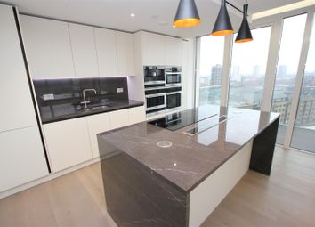 Thumbnail 3 bed flat to rent in Admiral Wharf, London Dock, Wapping