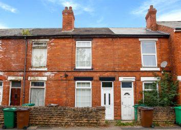 Thumbnail 2 bed terraced house for sale in Bulwell Lane, Nottingham