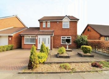 Thumbnail 4 bed detached house for sale in Folkestone Road, Kew, Southport