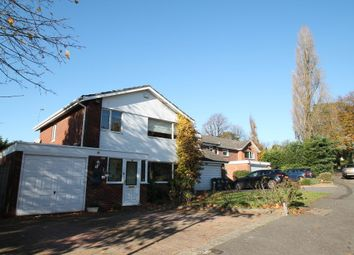 Thumbnail 4 bed detached house to rent in Hampshire Drive, Edgbaston