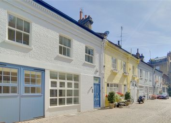 Thumbnail 4 bed mews house for sale in Roland Way, London