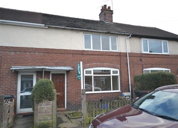 3 bed terraced house for sale in Clifton Street, May Bank, Newcastle-Under-Lyme ST5