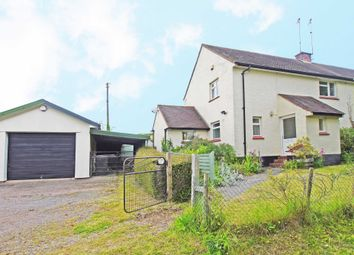 Thumbnail 3 bedroom semi-detached house to rent in Tedburn St Mary, Exeter, Devon