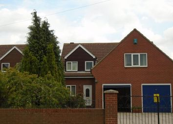 Thumbnail 5 bed detached house for sale in Holme Lea Selby Road, Eggborough, Goole
