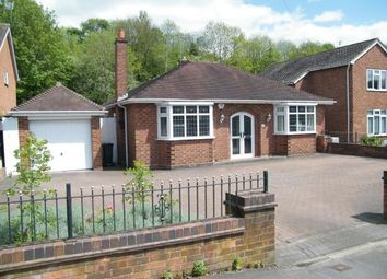 Thumbnail 2 bed bungalow for sale in Haden Hill Road, Halesowen, West Midlands