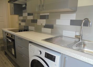 Thumbnail 1 bed flat to rent in Gladstone Street, Basford, Stoke On Trent, Staffordshire