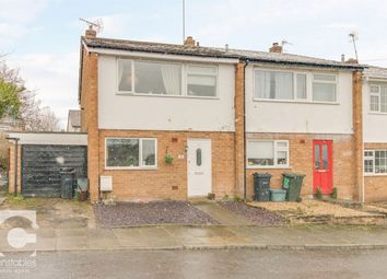 Thumbnail 3 bed end terrace house to rent in Mellock Close, Little Neston, Neston, Cheshire
