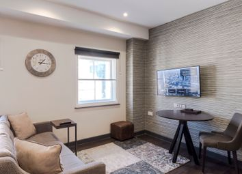 Thumbnail Serviced studio to rent in Cannon Street, London