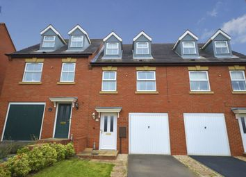 Thumbnail 3 bed property for sale in Woodyard Close, Castle Gresley, Swadlincote