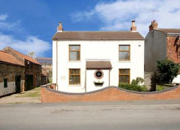 Thumbnail 3 bed detached house for sale in Commonside, Westwoodside, Doncaster, Lincolnshire