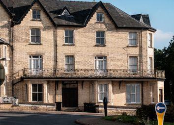 Thumbnail 2 bed flat for sale in Park Crescent, Llandrindod Wells