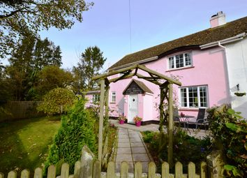 Thumbnail 3 bed cottage for sale in Coffinswell, Newton Abbot