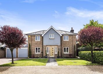 Thumbnail 5 bed detached house for sale in Lysley Place, Brookmans Park, Hertfordshire