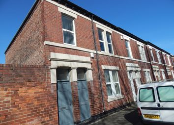 Thumbnail 2 bed flat to rent in Brussells Road, Wallsend