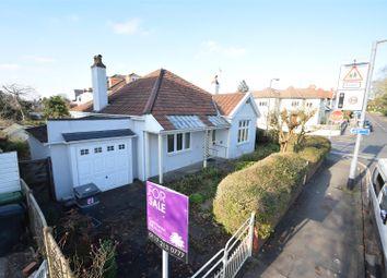 Thumbnail 3 bed detached bungalow for sale in Park Grove, Westbury Park, Bristol