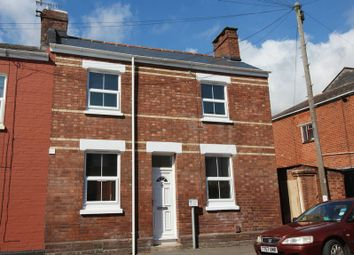 Thumbnail 2 bedroom end terrace house to rent in Cecil Road, St. Thomas, Exeter