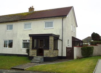 Thumbnail 3 bed semi-detached house for sale in Ormlie Cresent, Thurso