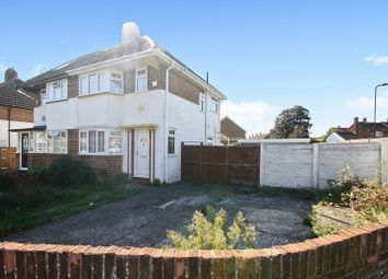 Thumbnail 2 bed semi-detached house for sale in Laughton Road, Northolt