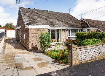 Thumbnail 2 bed semi-detached bungalow for sale in Priestley Walk, Pudsey