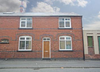 Thumbnail 3 bed terraced house to rent in Curzon Street, Burton-On-Trent