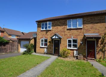 Thumbnail End terrace house for sale in Graphic Close, Dunstable
