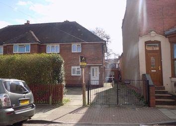 Thumbnail 2 bed maisonette for sale in Fernley Road, Sparkhill, Birmingham