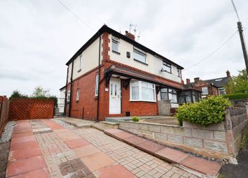Thumbnail 2 bed semi-detached house for sale in Stoneleigh Road, Stoke-On-Trent