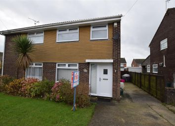 Thumbnail 3 bed semi-detached house to rent in Andover Close, Barry