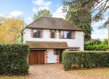 Thumbnail 4 bedroom detached house to rent in Cavendish Road, St. Georges Hill, Weybridge
