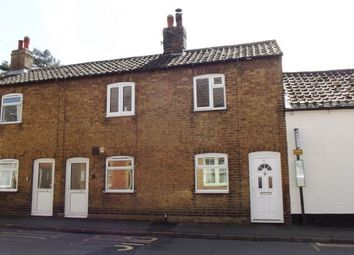 Thumbnail 2 bed cottage to rent in Gamlingay, Sandy