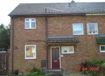 Thumbnail 2 bedroom semi-detached house to rent in Wellington Road, Lindholme, Doncaster