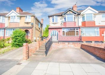 Thumbnail 3 bedroom semi-detached house for sale in Wadham Gardens, Greenford, Middlesex, London
