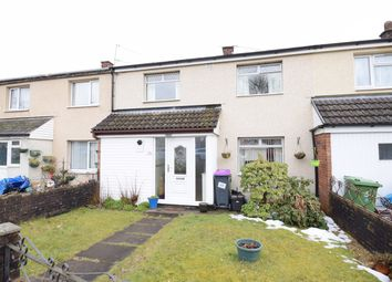 Thumbnail 2 bed terraced house for sale in Llewellyn Road, Cwmbran