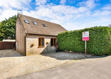 Thumbnail 2 bed semi-detached house for sale in Hillcrest Avenue, Toftwood, Dereham