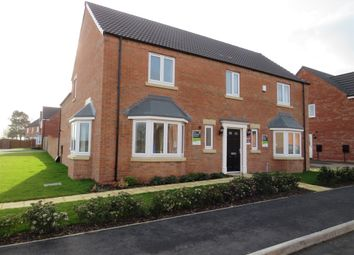 Thumbnail 5 bedroom detached house for sale in Hallcroft Industrial Estate, Aurillac Way, Retford