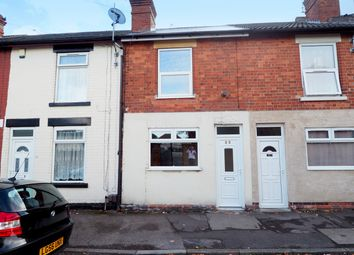 Thumbnail 2 bed terraced house for sale in Vernon Road, Kirkby-In-Ashfield, Nottingham