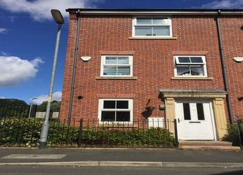 Thumbnail 4 bedroom town house to rent in Hawkins Close, Crumpsall