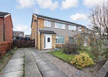 Thumbnail 3 bed semi-detached house for sale in Low Garth Road, Sherburn In Elmet, Leeds
