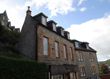 Thumbnail 1 bed flat for sale in Craigard Road, Oban