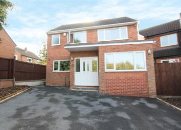 Thumbnail 3 bed detached house to rent in Whernside Road, Woodthorpe, Nottingham