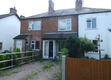 Thumbnail 2 bed terraced house for sale in Bolton Terrace, Radcliffe-On-Trent, Nottingham