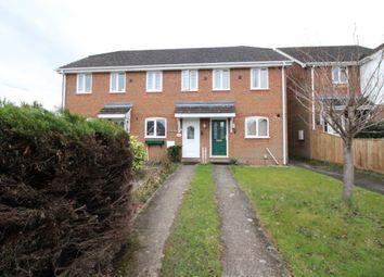 Thumbnail 2 bed terraced house to rent in Jacobs Gutter Lane, Totton, Southampton
