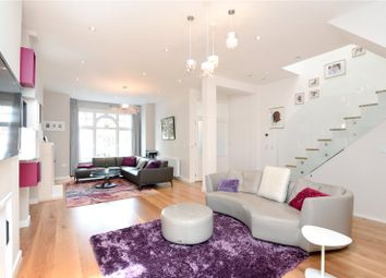 Thumbnail 4 bedroom property for sale in Westbere Road, West Hampstead, London