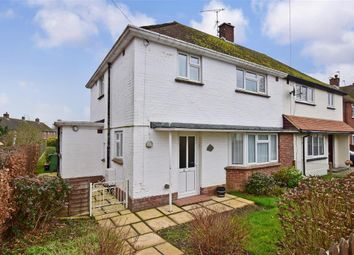 Thumbnail 3 bedroom semi-detached house for sale in Huntington Road, Coxheath, Maidstone, Kent