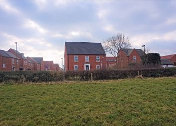 Thumbnail 4 bed detached house for sale in Bexley Drive, Swadlincote