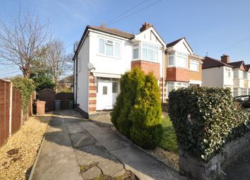 Thumbnail 3 bed semi-detached house for sale in Belmont Drive, Heswall, Wirral