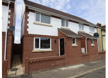 Thumbnail 3 bedroom semi-detached house for sale in Alderson Road, Great Yarmouth